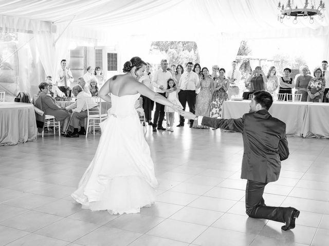 La boda de Raquel y Jose Luis en Cubas De La Sagra, Madrid 32
