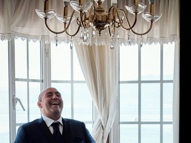 La boda de Fran y Luisa en Louro, A Coruña 1