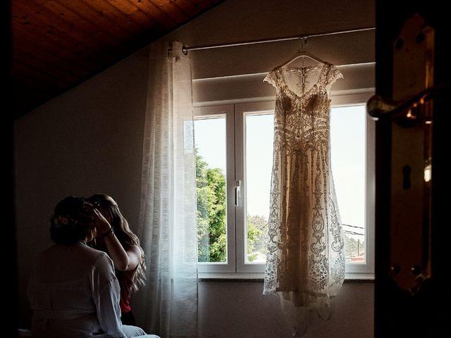 La boda de Fran y Luisa en Louro, A Coruña 9