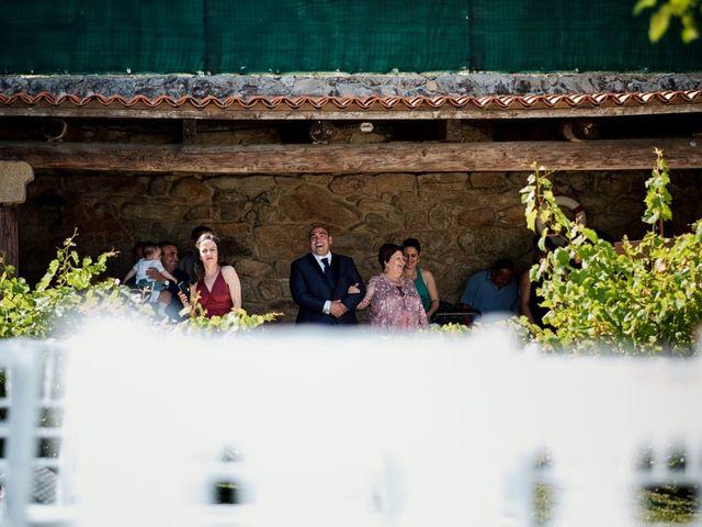 La boda de Fran y Luisa en Louro, A Coruña 19