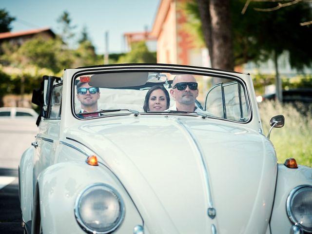 La boda de Fran y Luisa en Louro, A Coruña 20