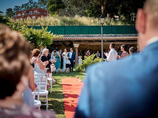 La boda de Fran y Luisa en Louro, A Coruña 21
