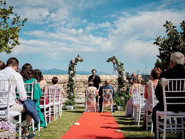 La boda de Fran y Luisa en Louro, A Coruña 22