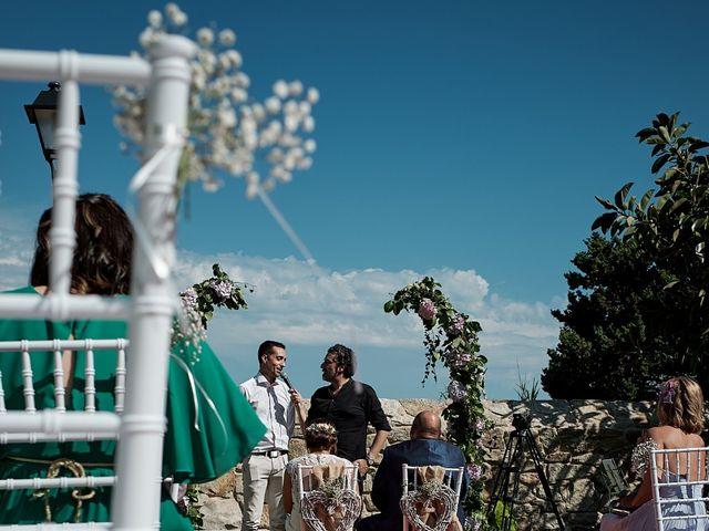 La boda de Fran y Luisa en Louro, A Coruña 27