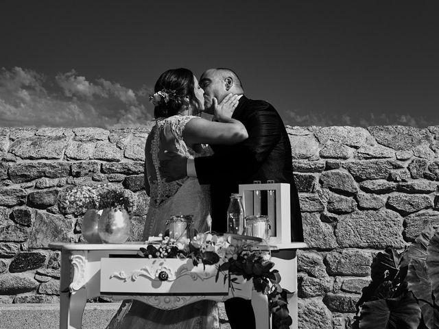 La boda de Fran y Luisa en Louro, A Coruña 31