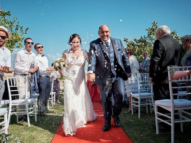La boda de Fran y Luisa en Louro, A Coruña 32