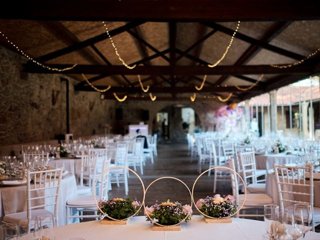 La boda de Fran y Luisa en Louro, A Coruña 37
