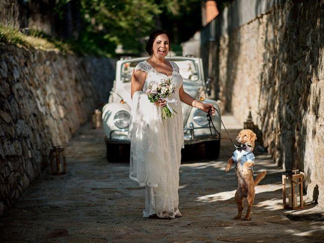 La boda de Fran y Luisa en Louro, A Coruña 41