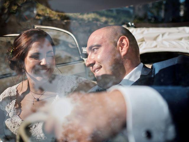 La boda de Fran y Luisa en Louro, A Coruña 42