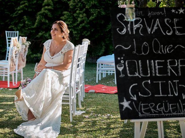 La boda de Fran y Luisa en Louro, A Coruña 43