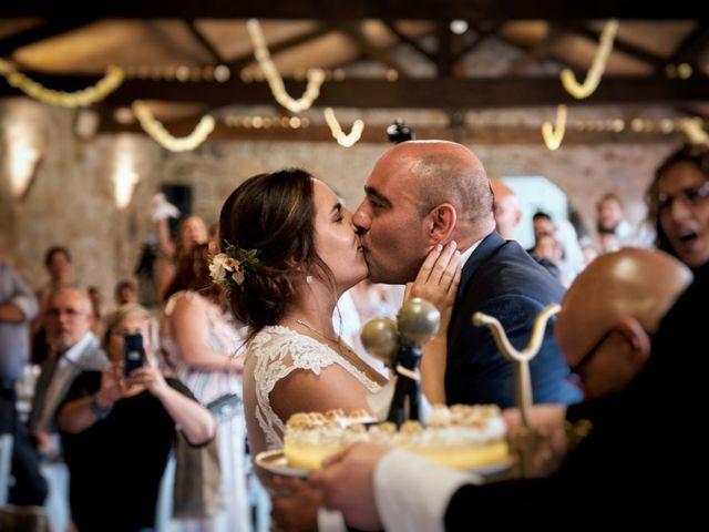 La boda de Fran y Luisa en Louro, A Coruña 46
