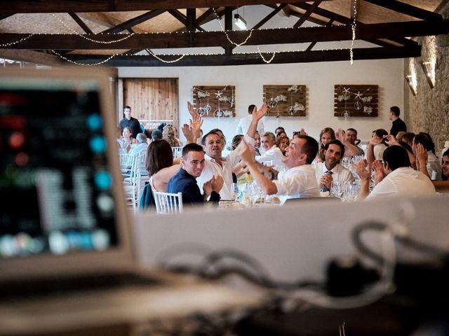La boda de Fran y Luisa en Louro, A Coruña 49