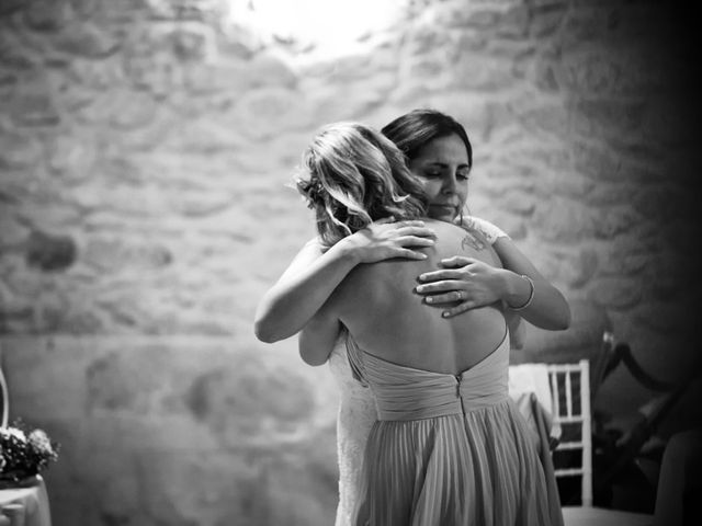 La boda de Fran y Luisa en Louro, A Coruña 50