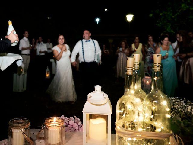 La boda de Fran y Luisa en Louro, A Coruña 51