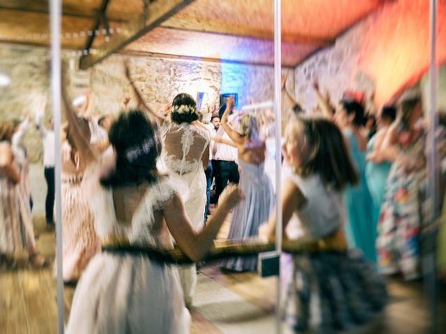 La boda de Fran y Luisa en Louro, A Coruña 2