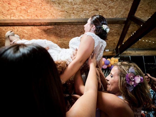 La boda de Fran y Luisa en Louro, A Coruña 55