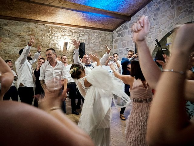 La boda de Fran y Luisa en Louro, A Coruña 56