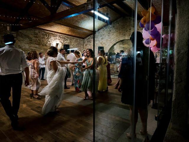 La boda de Fran y Luisa en Louro, A Coruña 57