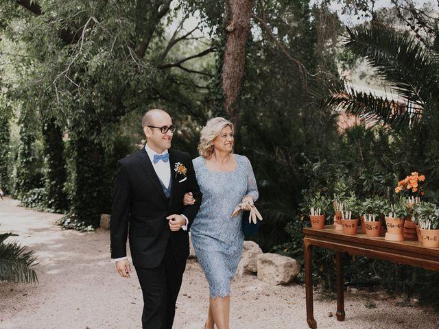 La boda de Uri y Susana en Xàtiva, Valencia 9