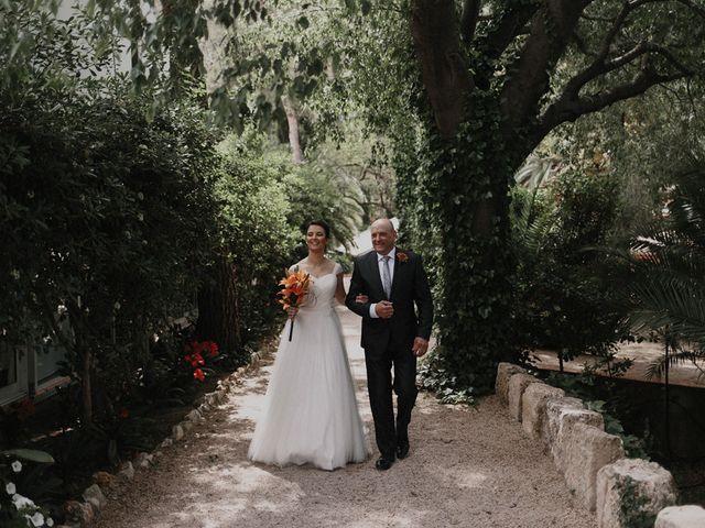 La boda de Uri y Susana en Xàtiva, Valencia 10