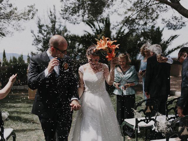 La boda de Uri y Susana en Xàtiva, Valencia 17