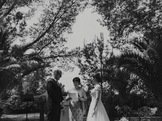 La boda de Uri y Susana en Xàtiva, Valencia 1