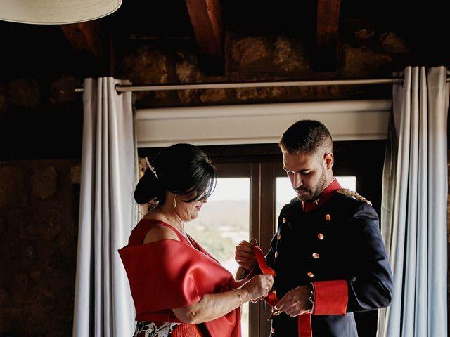 La boda de David y Alba en Mora De Rubielos, Teruel 9