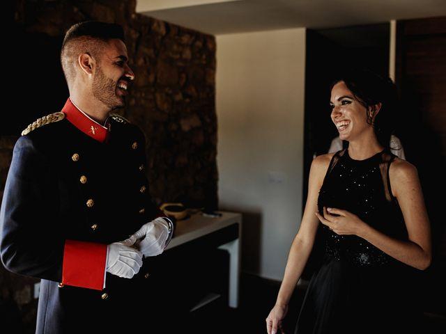 La boda de David y Alba en Mora De Rubielos, Teruel 12