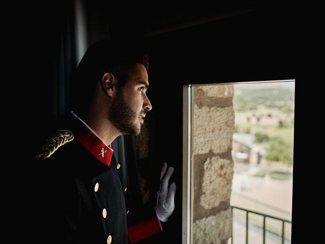 La boda de David y Alba en Mora De Rubielos, Teruel 14
