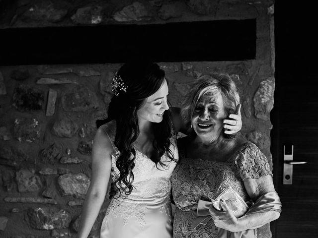 La boda de David y Alba en Mora De Rubielos, Teruel 22