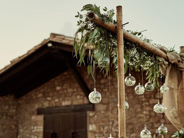 La boda de David y Alba en Mora De Rubielos, Teruel 25