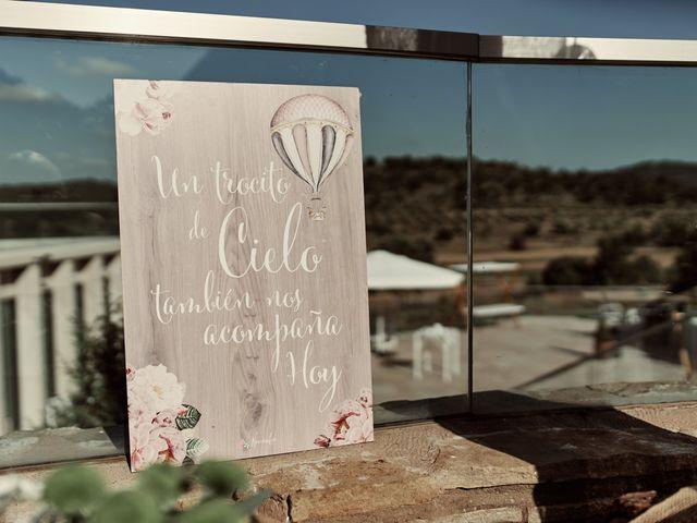 La boda de David y Alba en Mora De Rubielos, Teruel 26