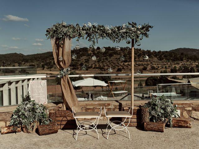 La boda de David y Alba en Mora De Rubielos, Teruel 28
