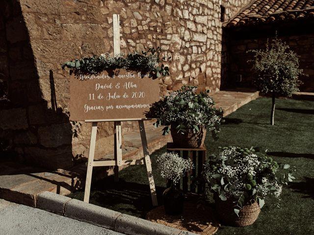 La boda de David y Alba en Mora De Rubielos, Teruel 32