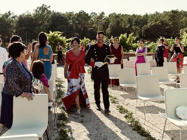 La boda de David y Alba en Mora De Rubielos, Teruel 34