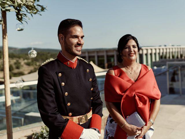 La boda de David y Alba en Mora De Rubielos, Teruel 36