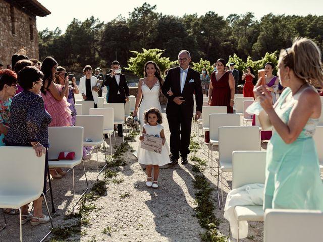 La boda de David y Alba en Mora De Rubielos, Teruel 37