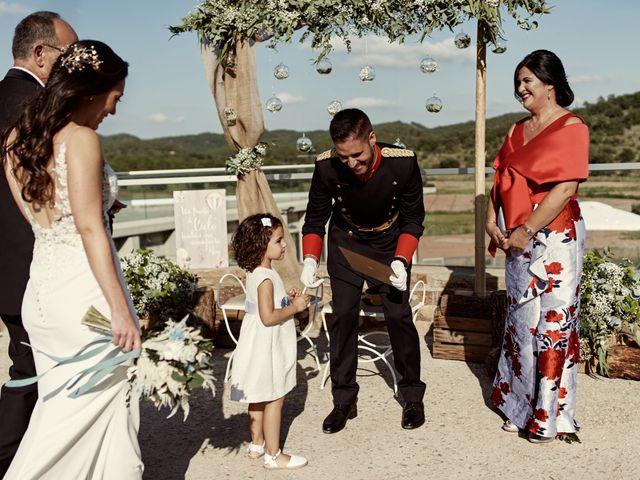 La boda de David y Alba en Mora De Rubielos, Teruel 38