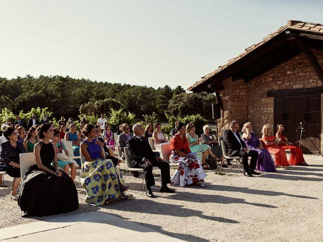 La boda de David y Alba en Mora De Rubielos, Teruel 45