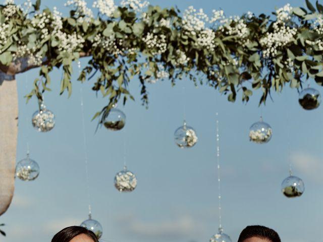 La boda de David y Alba en Mora De Rubielos, Teruel 52