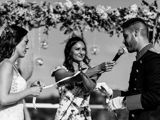 La boda de David y Alba en Mora De Rubielos, Teruel 55