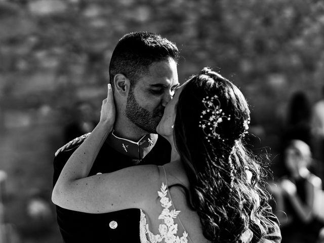 La boda de David y Alba en Mora De Rubielos, Teruel 58
