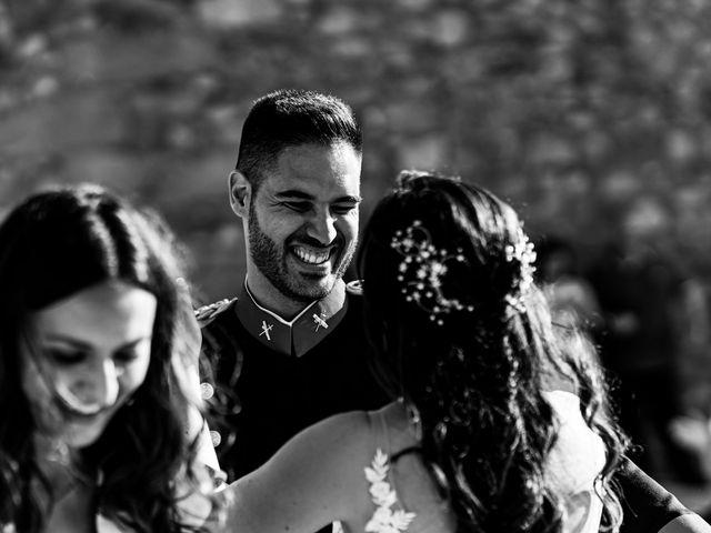 La boda de David y Alba en Mora De Rubielos, Teruel 59