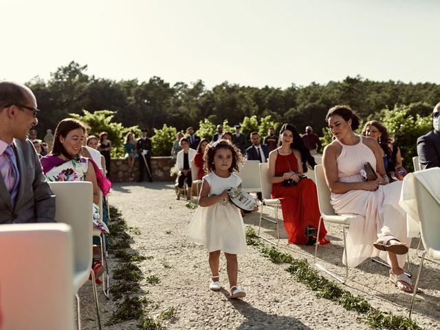 La boda de David y Alba en Mora De Rubielos, Teruel 60