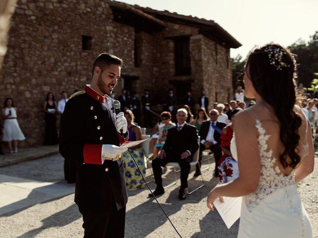 La boda de David y Alba en Mora De Rubielos, Teruel 63