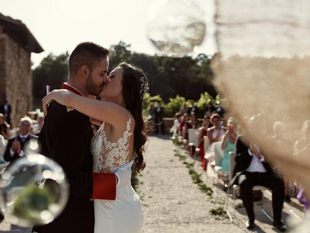La boda de David y Alba en Mora De Rubielos, Teruel 64