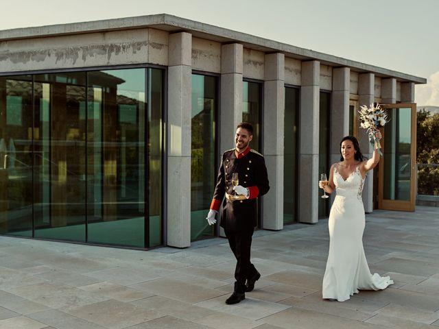 La boda de David y Alba en Mora De Rubielos, Teruel 74