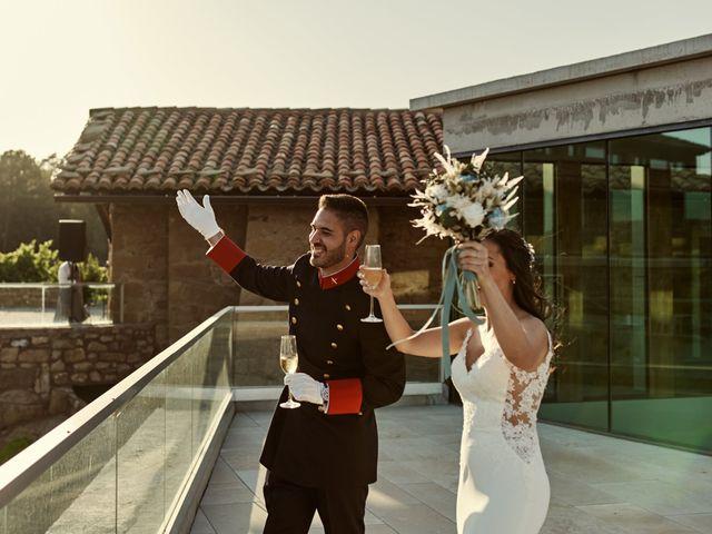 La boda de David y Alba en Mora De Rubielos, Teruel 76