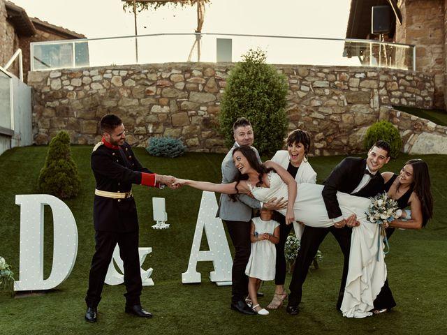 La boda de David y Alba en Mora De Rubielos, Teruel 77