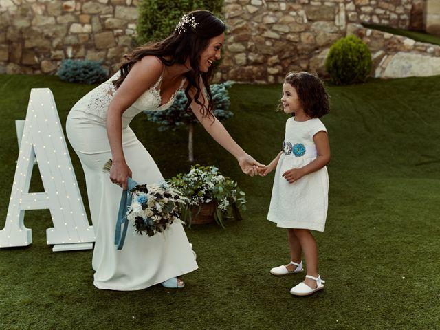 La boda de David y Alba en Mora De Rubielos, Teruel 78